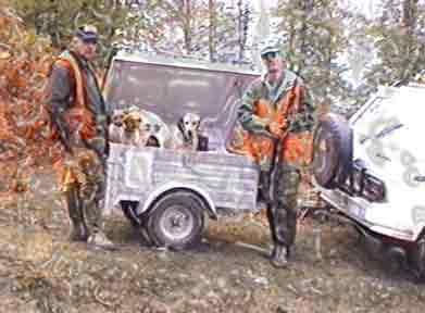 Κυνήγι ποιντερ Γιώργος Βασίλης